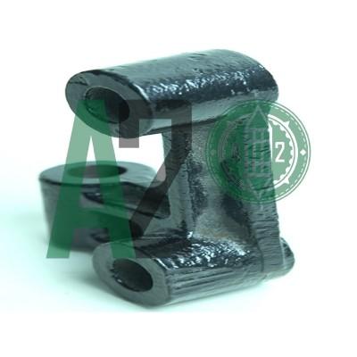 Кронштейн переднего амортизатора левый Фотон-1099
