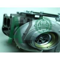 Турбокомпрессор Фотон-1251, SHAANXI WP10 Турбина