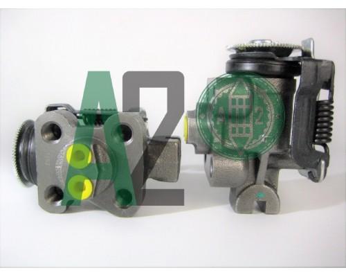 Цилиндр тормоз. перед. левый Исузу NQR-71/75 (перед.) IS-275 без прокачки АНАЛОГ